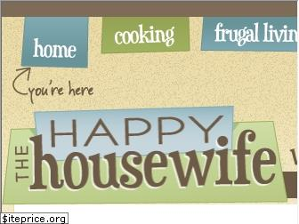 thehappyhousewife.com