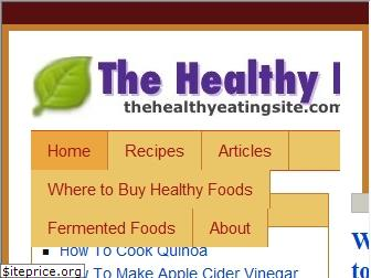 thehealthyeatingsite.com