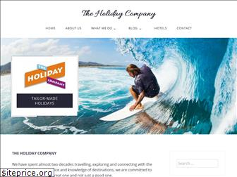 theholidaycompany.in