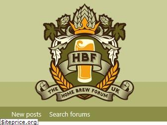thehomebrewforum.co.uk