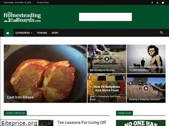 thehomesteadingboards.com