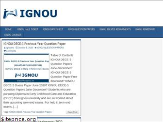 theignou.in