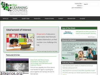 thelearningcounsel.com