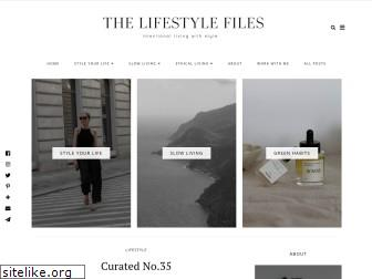 thelifestyle-files.com