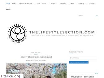 thelifestylesection.com