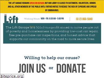 theliftgarage.org
