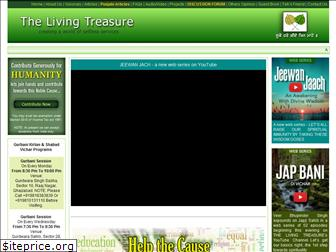 thelivingtreasure.com