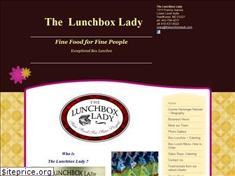 thelunchboxlady.com