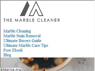 themarblecleaner.com