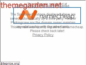 www.themegarden.net website price