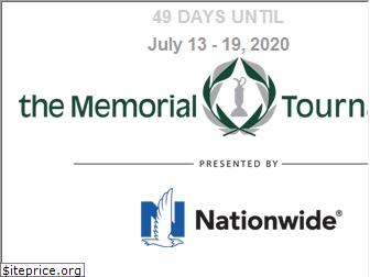 thememorialtournament.com
