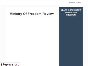 theministryoffreedomreview.com