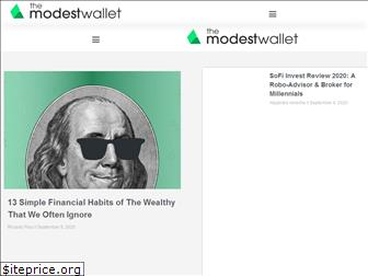 themodestwallet.com