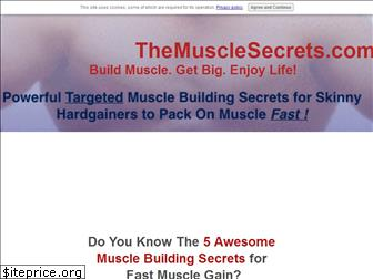 themusclesecrets.com