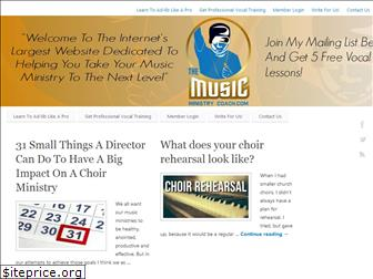 themusicministrycoach.com