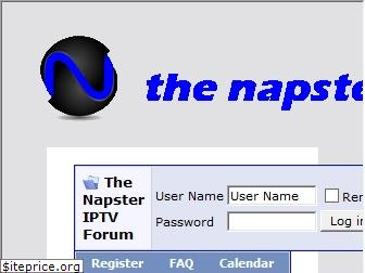 thenapster.info