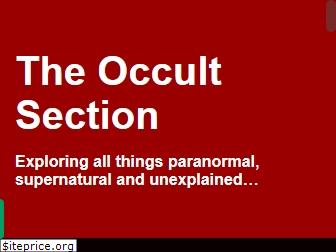theoccultsection.com