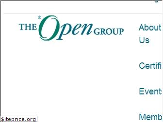 theopengroup.org