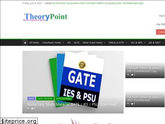 theorypoint.com