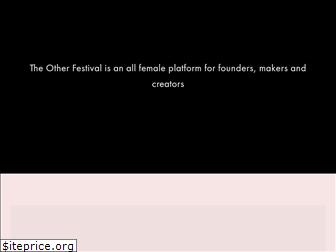 theotherfestival.co