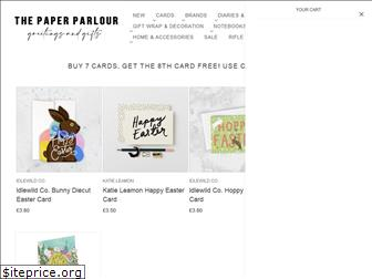 thepaperparlour.co.uk