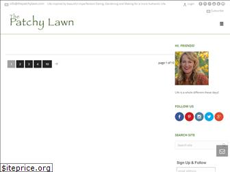 thepatchylawn.com