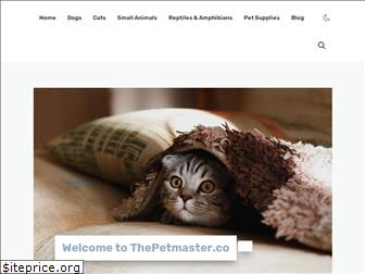 thepetmaster.co