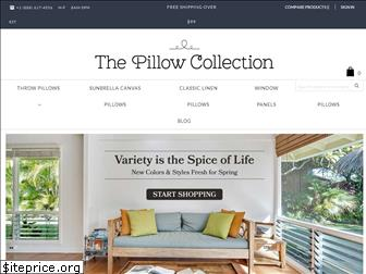 thepillowcollection.com