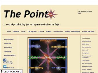 thepointhowever.org