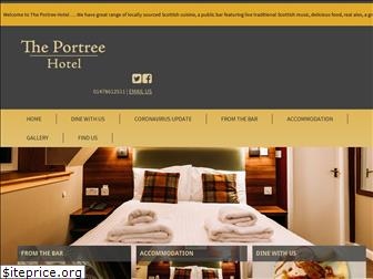 theportreehotel.com