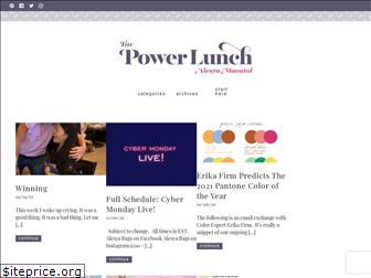 thepowerlunch.com