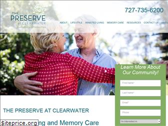thepreserveatclearwater.com