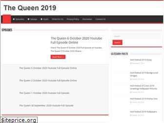 thequeen2019.com