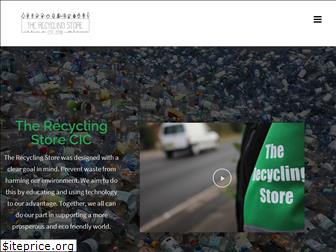therecyclingstore.org