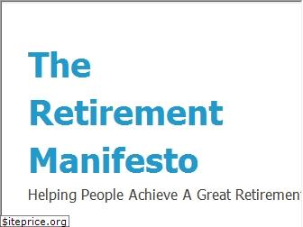 theretirementmanifesto.com