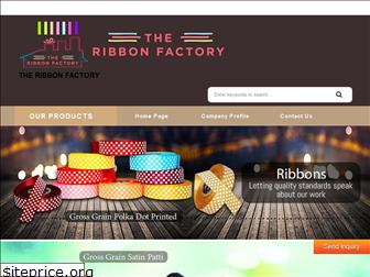 theribbonfactory.in