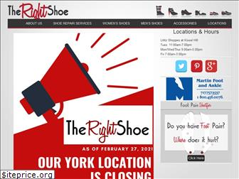 therightshoe.net