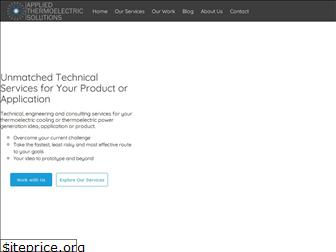 thermoelectricsolutions.com