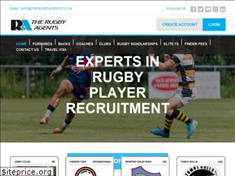 therugbyagents.com