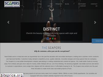 thescapers.in