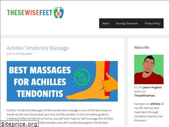thesewisefeet.com