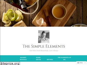 thesimpleelements.com