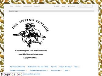 thesippingcottage.com