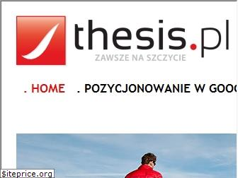 thesis.pl