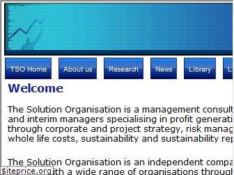 thesolutionorganisation.com