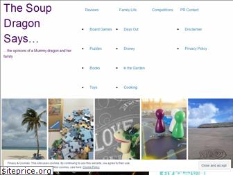 thesoupdragonsays.co.uk