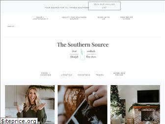 thesouthernsource.com