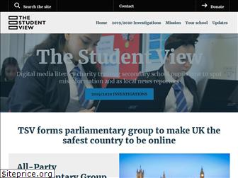 thestudentview.org