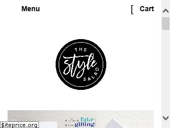 thestylesalad.in