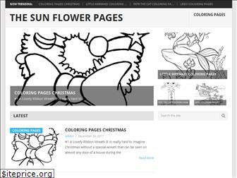 thesunflowerpages.com